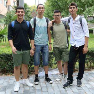 Жизнь студентов в Китае China Campus Network Сhina