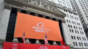 Alibaba на бирже